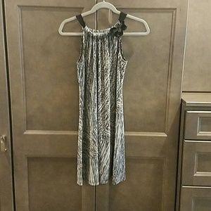 MSK petite dress